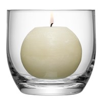 Lsa International Light Candle Pot