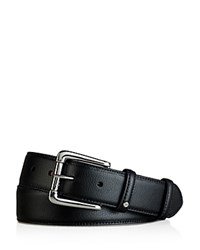 Lauren Ralph Lauren D Ring Equestrian Belt Black