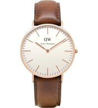 Daniel Wellington 0507Dw Classic St Andrews Ladies Watch White