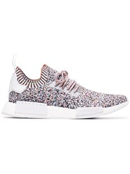 Adidas Nmd R1 Primeknit Static Sneakers Multicolour