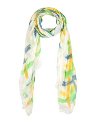 Mosaique Scarves Green