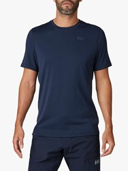 Helly Hansen Lifa Active Solen Base Layer Top Navy