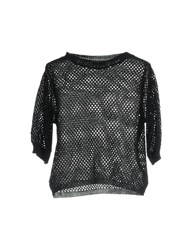 Cappellini By Peserico Sweaters Black