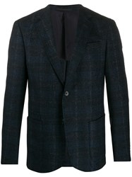 Z Zegna Single Breasted Blazer 60