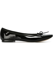 Repetto Bow Ballerinas Black
