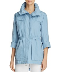 Fillmore Relaxed Anorak Oxford Blue