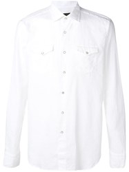 Dell'oglio Relaxed Fit Shirt White