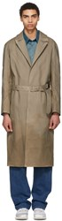 Alyx Beige Mackintosh Edition Formal Coat