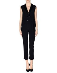 Fairly Pant Overalls Black