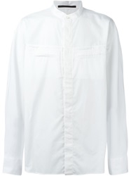 Haider Ackermann 'Byron' Shirt White