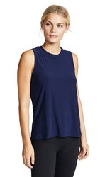 Prismsport Freedom Muscle Tank Navy