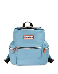 Hunter Top Clip Backpack Pale Blue