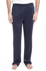 Majestic International Men's Big And Tall Work Out Lounge Pants Navy