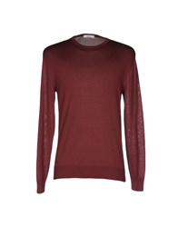 Hosio Sweaters Deep Purple