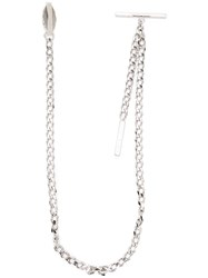 Dsquared2 Classic Pant Chain Metallic