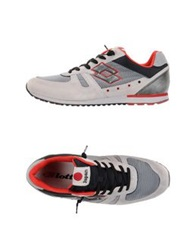 Lotto Low Tops And Trainers Grey