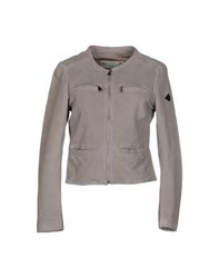 Roy Rogers Roy Roger's Coats And Jackets Jackets Women Grey