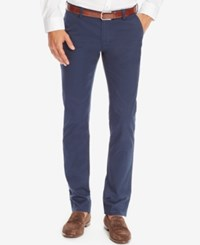Hugo Boss Boss Slim Fit Chinos Navy