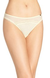 Chantelle Women's Intimates Parisian Tanga Thong