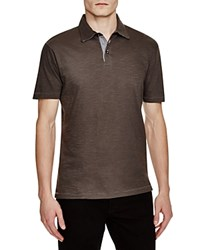 Report Collection Slub Polo Compare At 78 Black