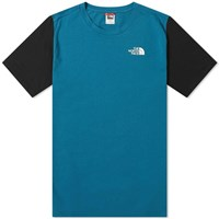 The North Face Rage Graphic Tee Blue