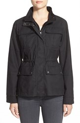 Women's Hunter Waxed Cotton Utility Jacket With Removable Liner