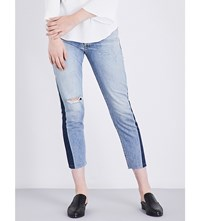 Citizens Of Humanity Liya Classic Fit Straight Jeans Fade