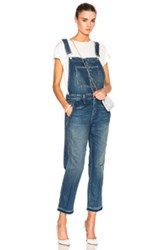 Amo Babe Overall In Blue
