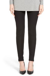 Michael Michael Kors Women's Stretch Twill Leggings Black