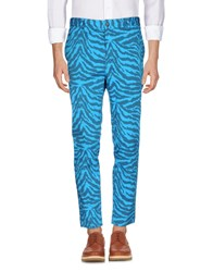 Yoon Trousers Casual Trousers Azure
