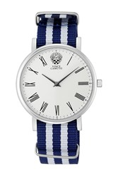 Vince Camuto 'S Nylon Strap Watch 40.5Mm No Color