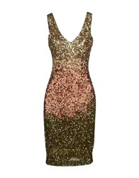 Rachel Gilbert Dresses Short Dresses Women Copper