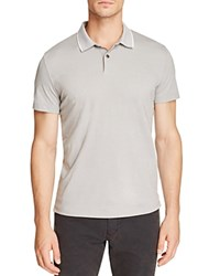 Theory Sandhurst Current Pique Relaxed Fit Polo Shirt Relic