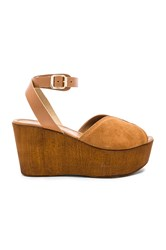 Seychelles Laugh More Wedge Tan