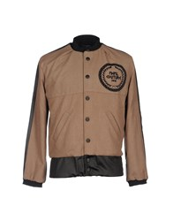Mnml Couture Jackets Sand