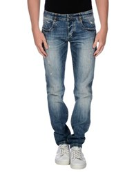Dirk Bikkembergs Sport Couture Denim Denim Trousers Men
