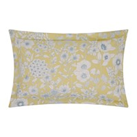 Sanderson Maelee Oxford Pillowcase Sunshine