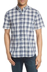 Jack Spade Men's Trim Fit Check Sport Shirt