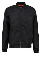 Only And Sons Onsabas Bomber Jacket Black