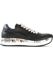 Premiata 'Conny' Sneakers Black