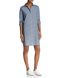 Barbour Rose Shirt Dress Chambray