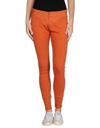 Alternative Apparel Leggings Orange