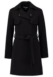 Miss Selfridge Trenchcoat Black