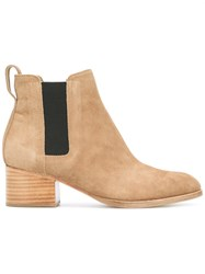 Rag And Bone Chelsea Ankle Boots Nude Neutrals