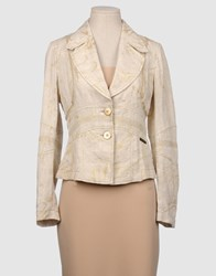 Cappopera Suits And Jackets Blazers Women Ivory