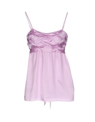 Guess By Marciano Tops Pink