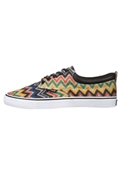 Radii Footwear The Jax Trainers Rainbow Black