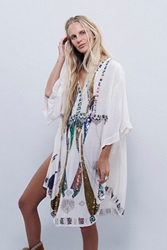 Free People Wild Heart Sequin Kaftan