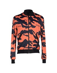 Mnml Couture Jackets Orange