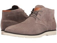 Dr. Scholl's Freewill Original Collection Grey Suede Men's Shoes Gray